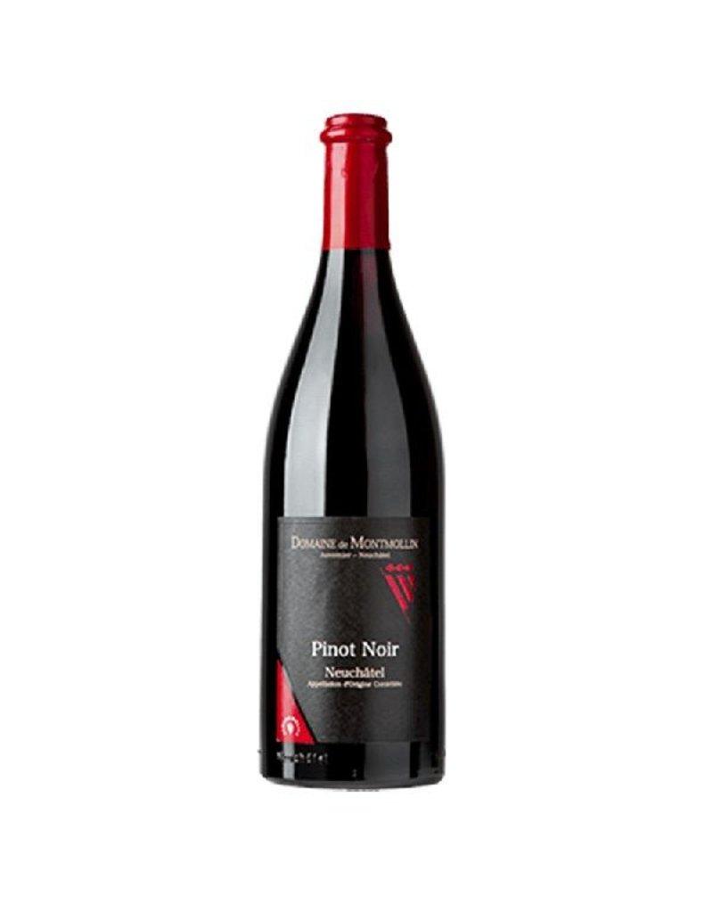 Swiss Wine Domaine de Montmollin Pinot Noir Neuchatel Switzerland 2016 750ml