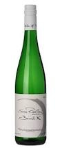 "German Wine Peter Lauer ""Barrel X"" Riesling Off-Dry 2017 750ml"