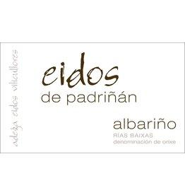 Spanish Wine Eidos de Padriñan Rias Baixas Albariño 2017 750ml