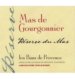 """Mas du Gourgonnier """"Reserve du Mas"""" Les Baux de Provence 2015 750ml"""