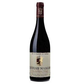French Wine Chateau Maucoil Cotes-du-Rhone-Village 2014 750ml