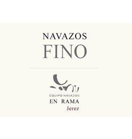 "Sherry Navazos Fino ""Saca of May"" En Rama 2017 375ml"