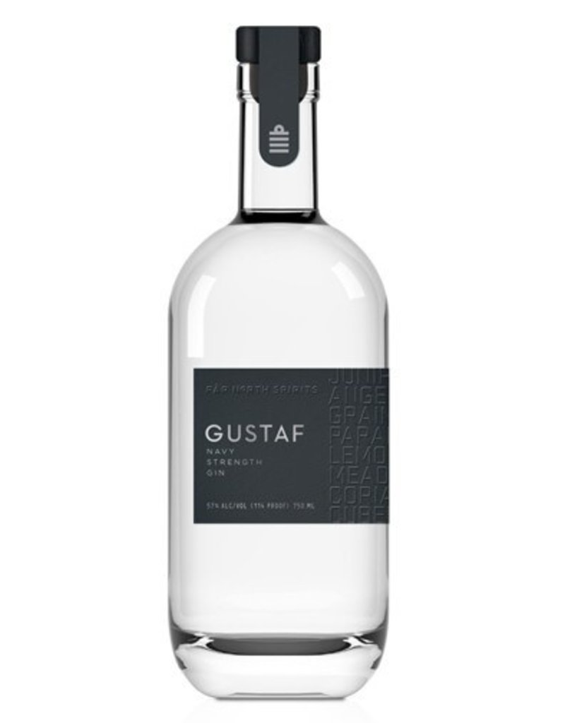 "Far North Spirits ""Gustaf"" Navy Strength Gin 750ml"