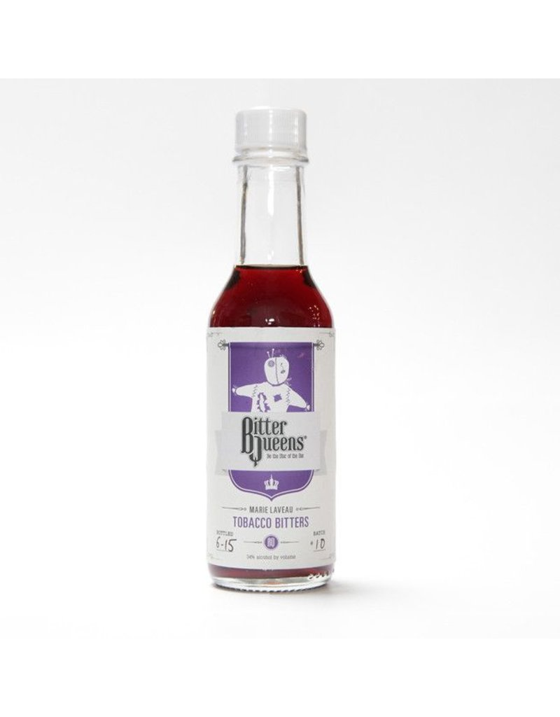 Bitter Queens Tobacco Bitters 5oz