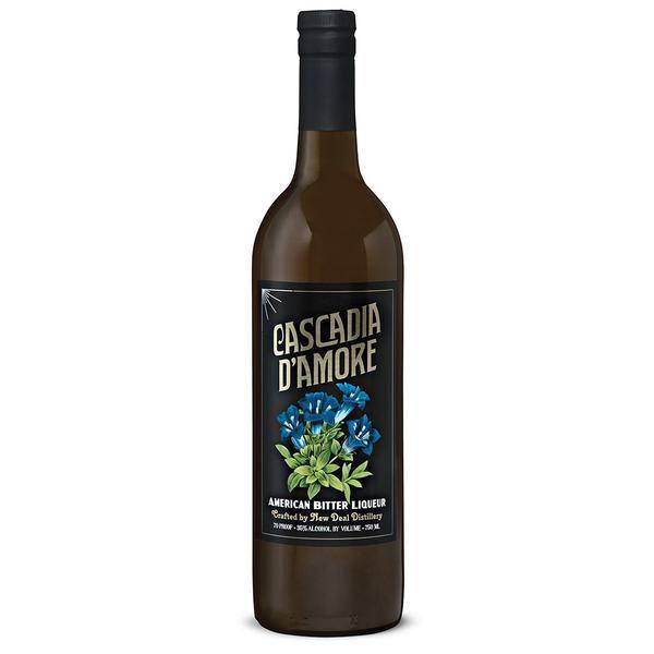 """Liqueur New Deal """"Cascadia d'Amore"""" American Bitter Liqueur 750ml"""