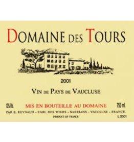 French Wine Domaine des Tours Vin de Pays de Vaucluse 2013 750ml