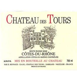 French Wine Chateau des Tours Cotes du Rhone Rouge 2013 750ml