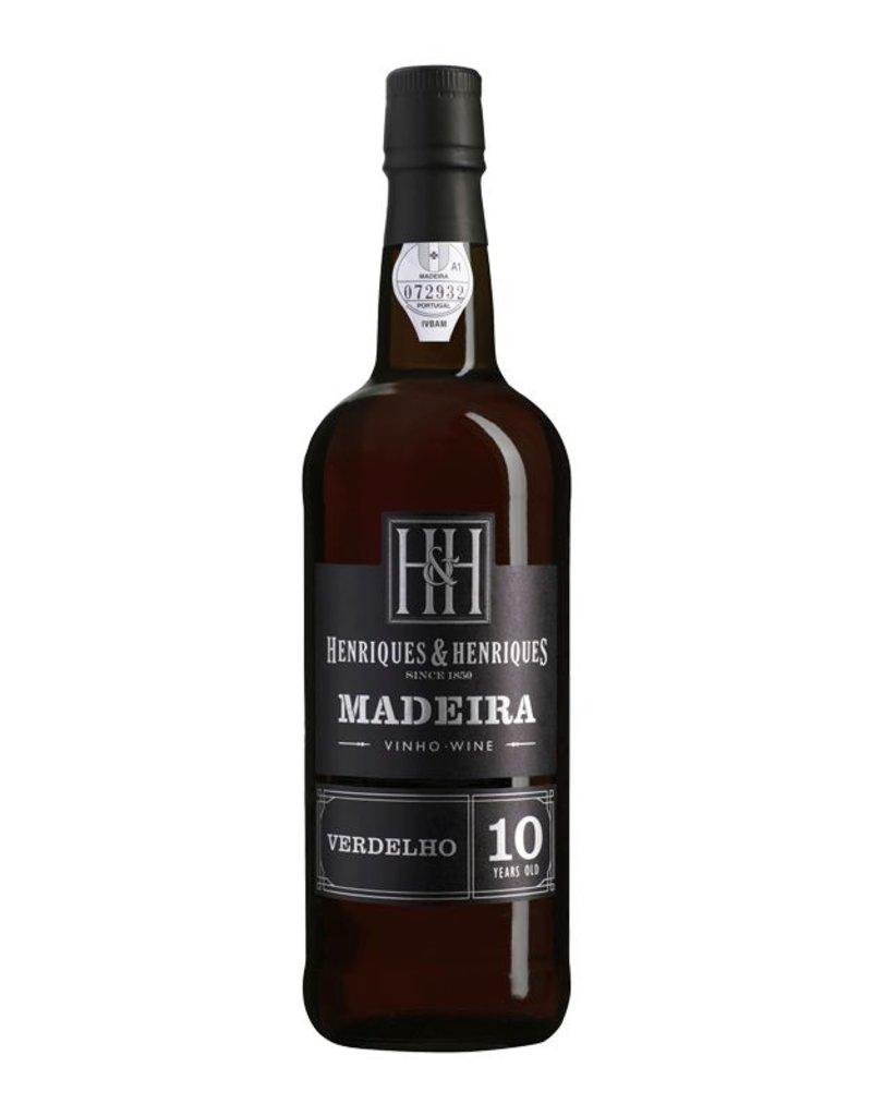 Henriques & Henriques Madeira Verdelho 10 Year 750ml