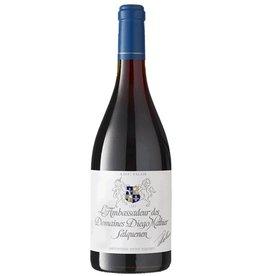 Swiss Wine Adrian & Diego Mathier L'Ambassadeur des Domaines Diego Mathier Valais Switzerland Pinot Noir 2014/2016 750ml