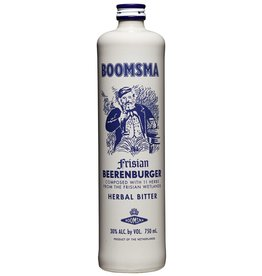 Liqueur Boomsma Frisian Beerenburger Herbal Bitter 750ml