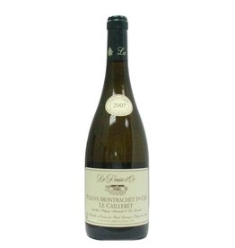 """French Wine La Pousse d'Or Puligny-Montrachet 1er Cru """"Le Cailleret"""" 2006 750ml"""