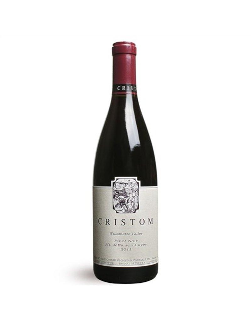 "Cristom ""Mount Jefferson Cuvée"" Pinot Noir Willamette Valley Oregon  2018 750ml"