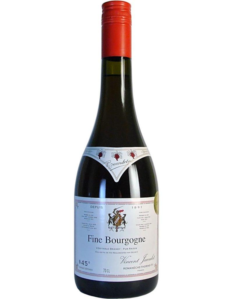 """Vincent Jacoulot """"Fine Bourgogne"""" Brandy 1L"""