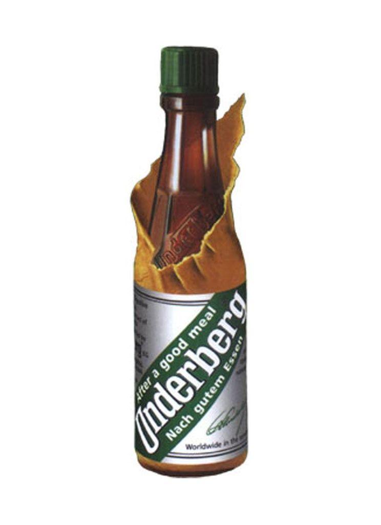 Bitter Underberg Single Bottle .67oz