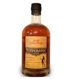"""Bourbon Temperance Trader """"Bull Run"""" Straight Bourbon Whiskey 750ml"""