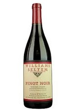 American Wine Williams Selyem Pinot Noir Sonoma County 2012