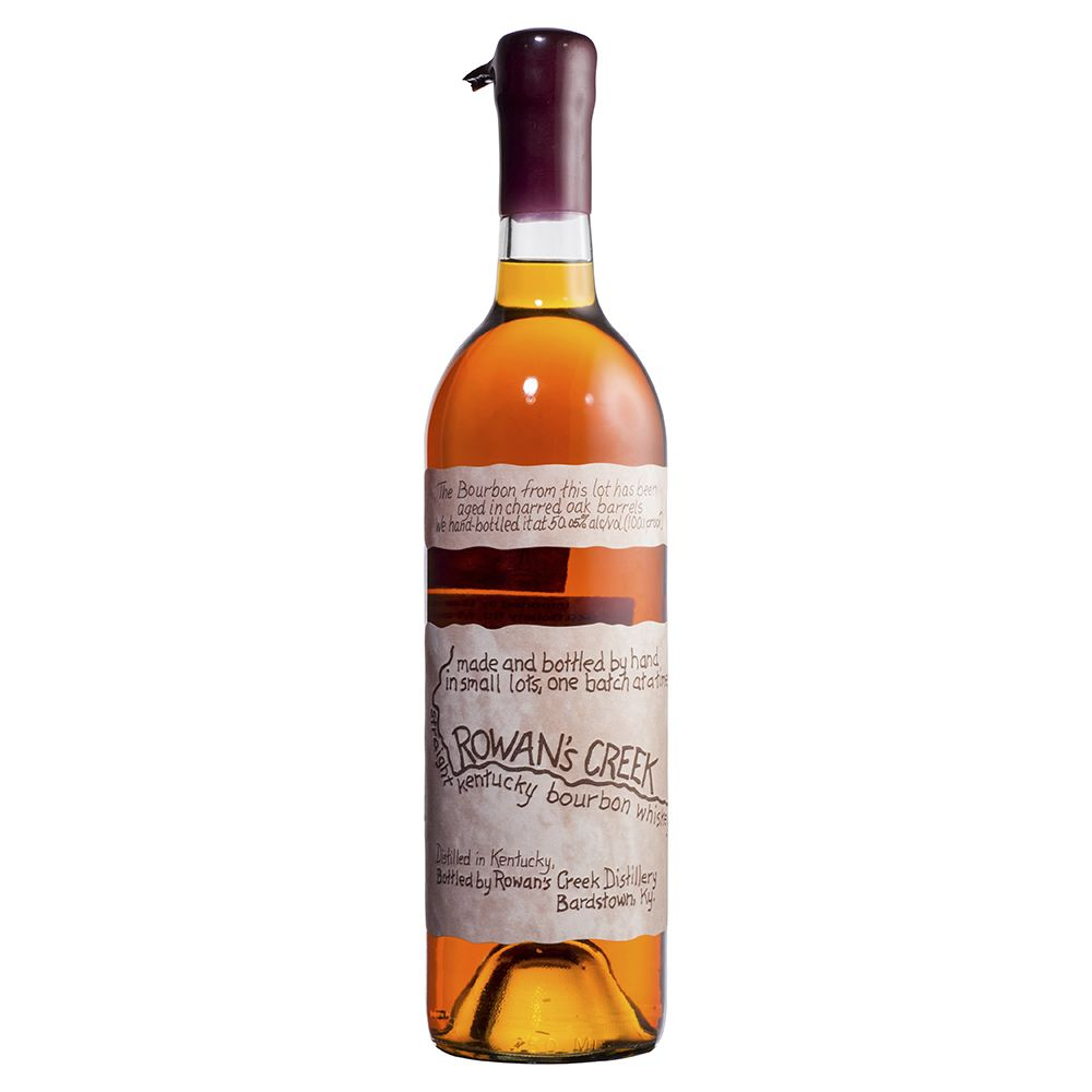 Bourbon Rowan's Creek Broubon 750ml