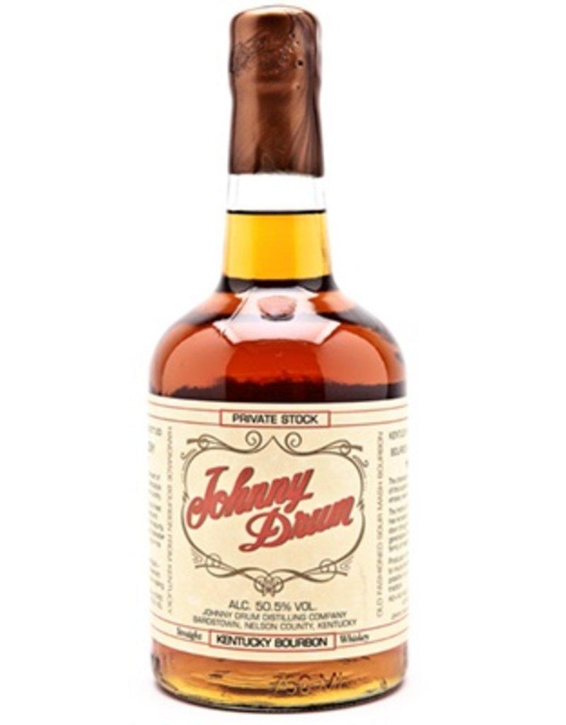 Bourbon Johnny Drum Private Stock 101 Bourbon 750ml