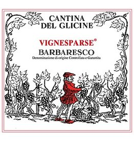 Italian Wine Cantina del Glicine Barbaresco Vignesparse 2014 750ml
