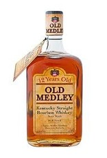 Bourbon Charles Medley Old Medley 12 year Bourbon 750ml