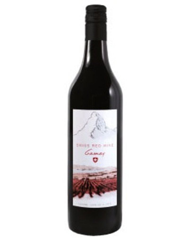 Swiss Wine Cave de la Cote Swiss Gamay 2017 750ml