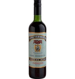 Atxa Acha Vino Vermouth Rojo 750ml