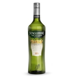 Vermouth Yzaguirre Dry Reserva Vermouth One Liter