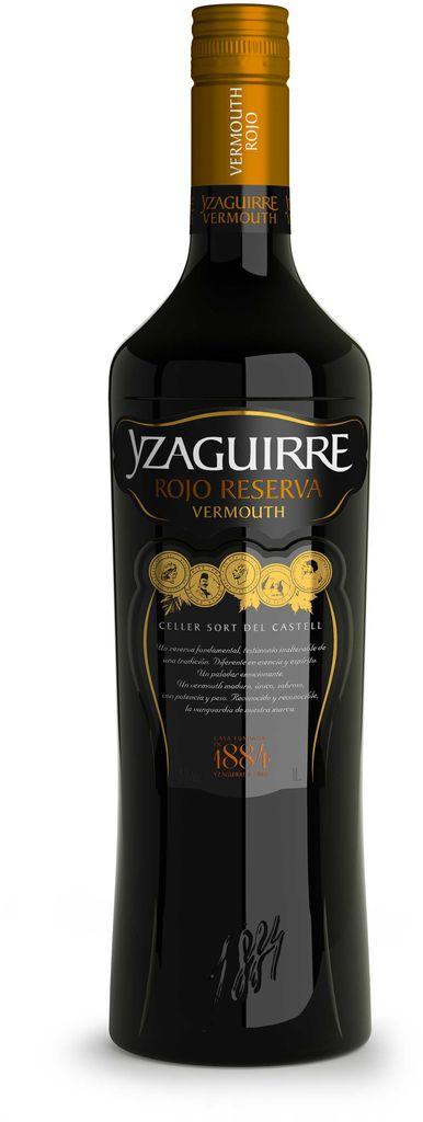 Vermouth Yzaguirre Rojo Reserva Vermouth One Liter