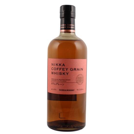 Asian Whiskey Nikka Coffey Grain Whisky 750ml