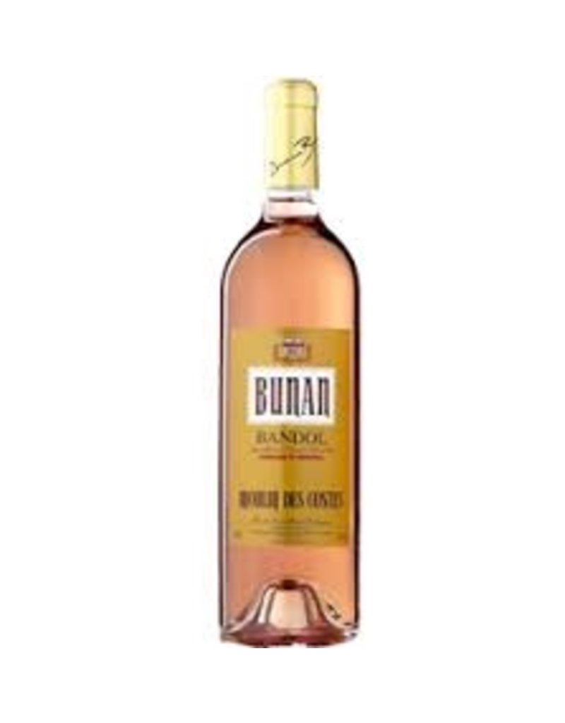 Domaine Bunan Moulin des Costes Bandol Rosé 2018 750ml