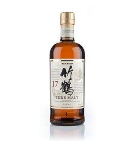 Asian Whiskey Nikka 17 Year Taketsuru Pure Malt 750ml