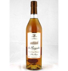 """Brandy Jean Fillioux """"La Pouyade"""" Cognac 750ml"""