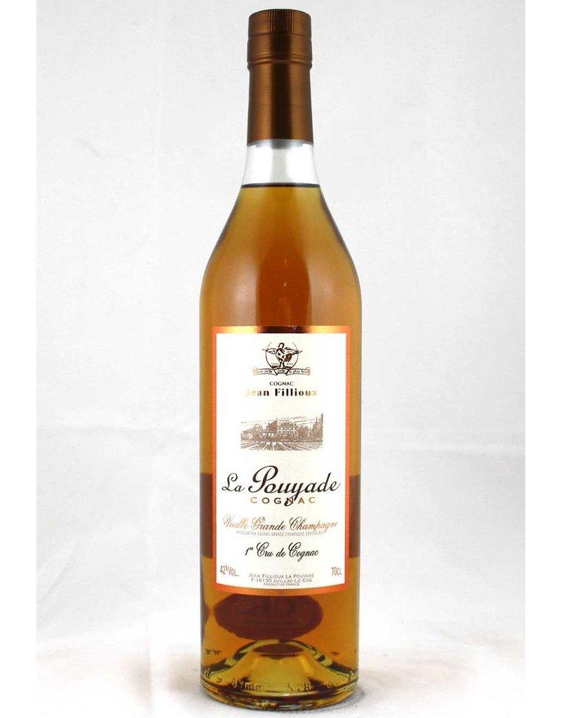 """Jean Fillioux """"La Pouyade"""" Cognac 750ml"""