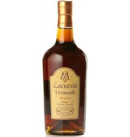 Vermouth Martinez Lacuesta Vermouth Reserva Criado en barrica de Acacia 750ml
