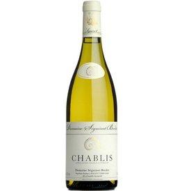 French Wine Domaine Séguinot-Bordet Chablis 2018 750ml