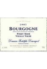 Rodolphe Demougeot Bourgogne Rouge Vieille Vigne 2016 750ml
