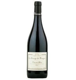 French Wine La Grange de Piaugier Cotes du Rhone 2015 750ml