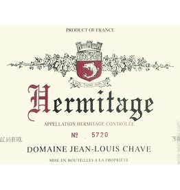 French Wine Domaine Jean-Louis Chave L'Hermitage Rouge 2011 750ml