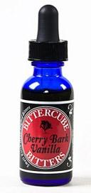 Bitter Bittercube Cherrybark Vanilla 1oz