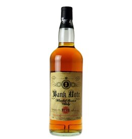 Scotch Bank Note Blended Scotch Whisky 750ml