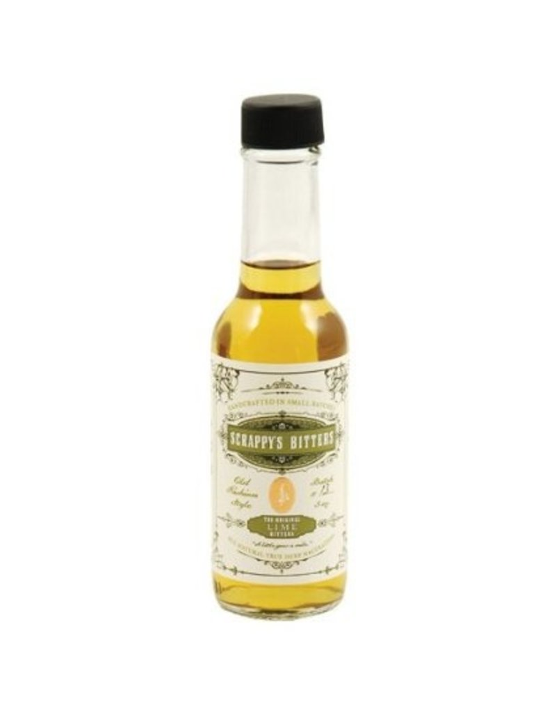 Scrappy's Lime Bitters 5oz