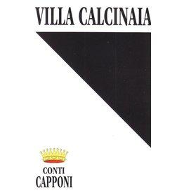 """Italian Wine Villa Calcinaia """"Le Microlinee"""" Conti Capponi Rosso Dei Colli Della Toscana Centrale IGT 2011 750ml"""