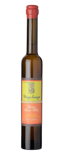 Liqueur Laurent Cazottes Coing Sauvage Quince Sweet Wine 375ml