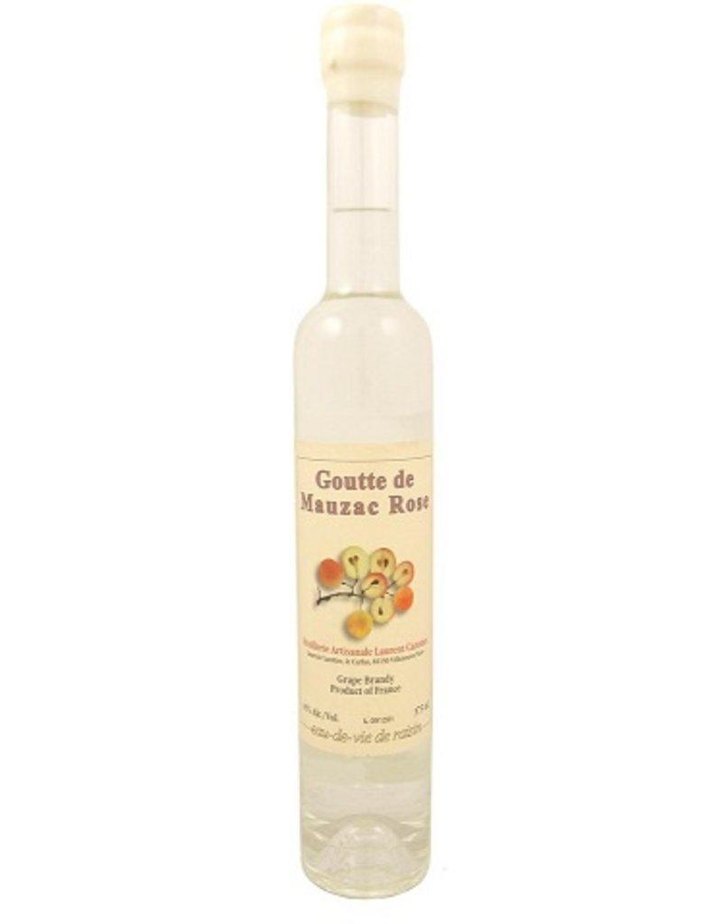 Laurent Cazottes Goutte de Mauzac Rose Grape Brandy 375ml