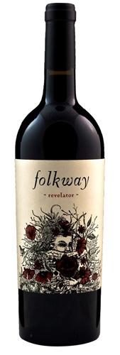 "American Wine Folkway ""Revelator"" California 2015 750ml"