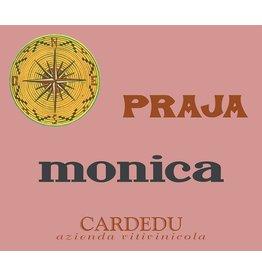 """Cardedu """"Praja"""" Monica di Sardegna 2018 750ml"""