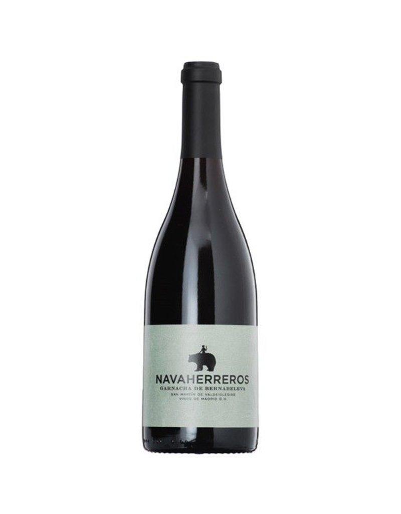 """Bernabeleva """"Garnacha de Navaherreros"""" San Martin de Valdeiglesias Vinos de Madrid 2016 750ml"""