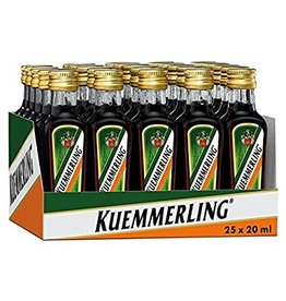 Bitter Kuemmerling Bitters 20ml 10 Pack