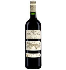 French Wine Trilogie du Chateau Saint-George Saint-George Saint-Emilion 2010 750ml