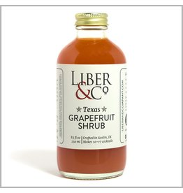 Mixer Liber Texas Grapefruit Shrub 9.5oz